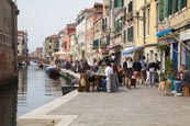 Thumbnail image of Canal side restaurant in Cannaregio, Venice, Veneto, Italy