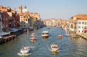 Thumbnail image of Grand Canal from Ponte degli Scalzi, Venice, Veneto, Italy