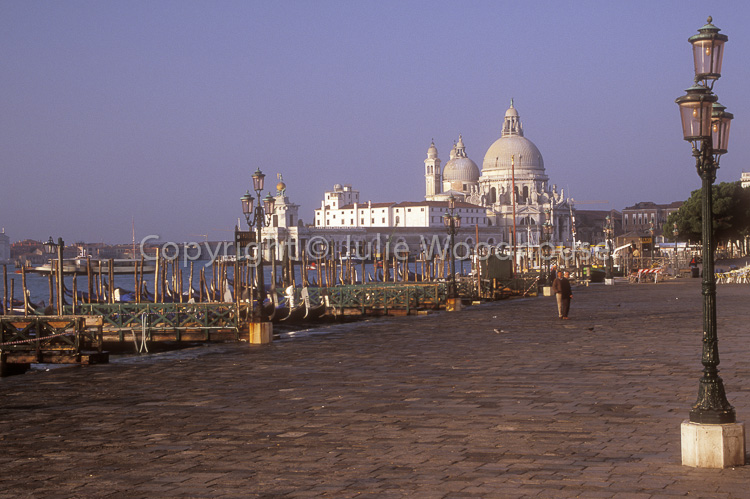 photo showing Santa Maria Della Salute & Molo San Marco, Venice