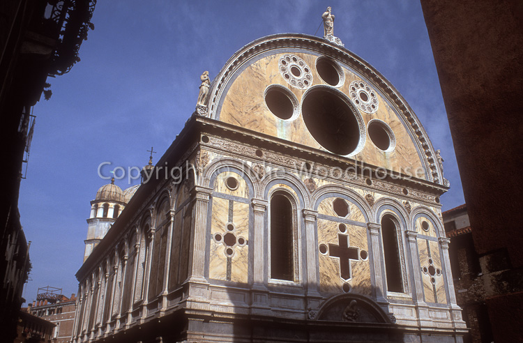 photo showing Santa Maria Dei Miracoli, Venice