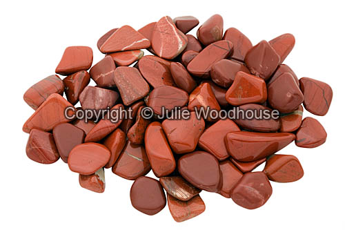 photo showing Red Jasper