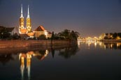 Thumbnail image of Cathedral Island Ostrow Tumski, Wroclaw, Poland