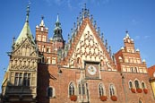 Old Town Hall, Wroclaw, Poland