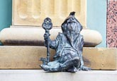 Thumbnail image of The gnomes of Wroclaw, Klucznik, Steward, Poland