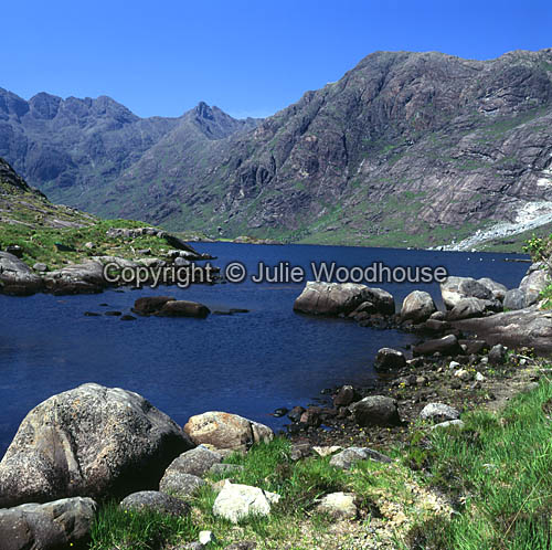 photo showing Loch Coruisk, Skye, Scotland
