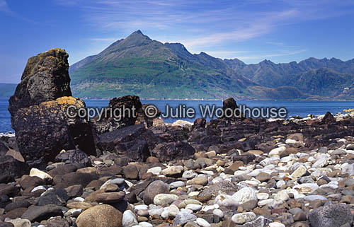 photo showing Port  Na Cullaidh, Skye, Scotland