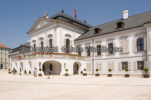 photo showing Presidential Palace, Bratislava