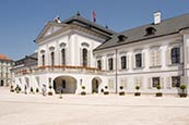 Thumbnail image of    Presidential Palace, Bratislava