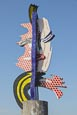 Thumbnail image of Barcelona Head, 1992 by Roy Lichtenstein, Barcelona, Catalonia, Spain