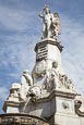 Thumbnail image of Fountain of the Catalan Spirit on Pla de Palau, Sculptors: Faust Baratta, Josep Anicet Santigosa, re