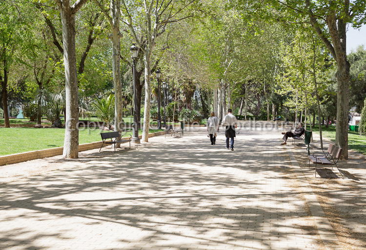 photo showing Oeste Park, Madrid, Spain