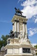 Thumbnail image of Monument to Alfonso XII  in Buen Retiro Park,Madrid, Spain