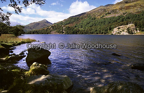 photo showing Llyn Gwynant, Snowdonia, Wales